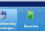 SBS2011 Konsole mit Datensicherung und Serverspeicher