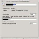 SBS2011 - Empfangsconnector Eigenschaft Allgemein