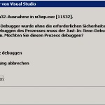 Trend Micro Worry-Free Business - Debugg Fehler