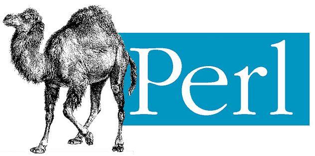Perl - Camel Logo