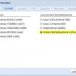 Proxmox - KVM - Operating System