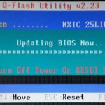 Gigabyte - Q-Flash Bios Update