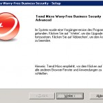 Trend Micro Worry-Free Upgrade