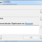 Windows 7 Registry verbinden