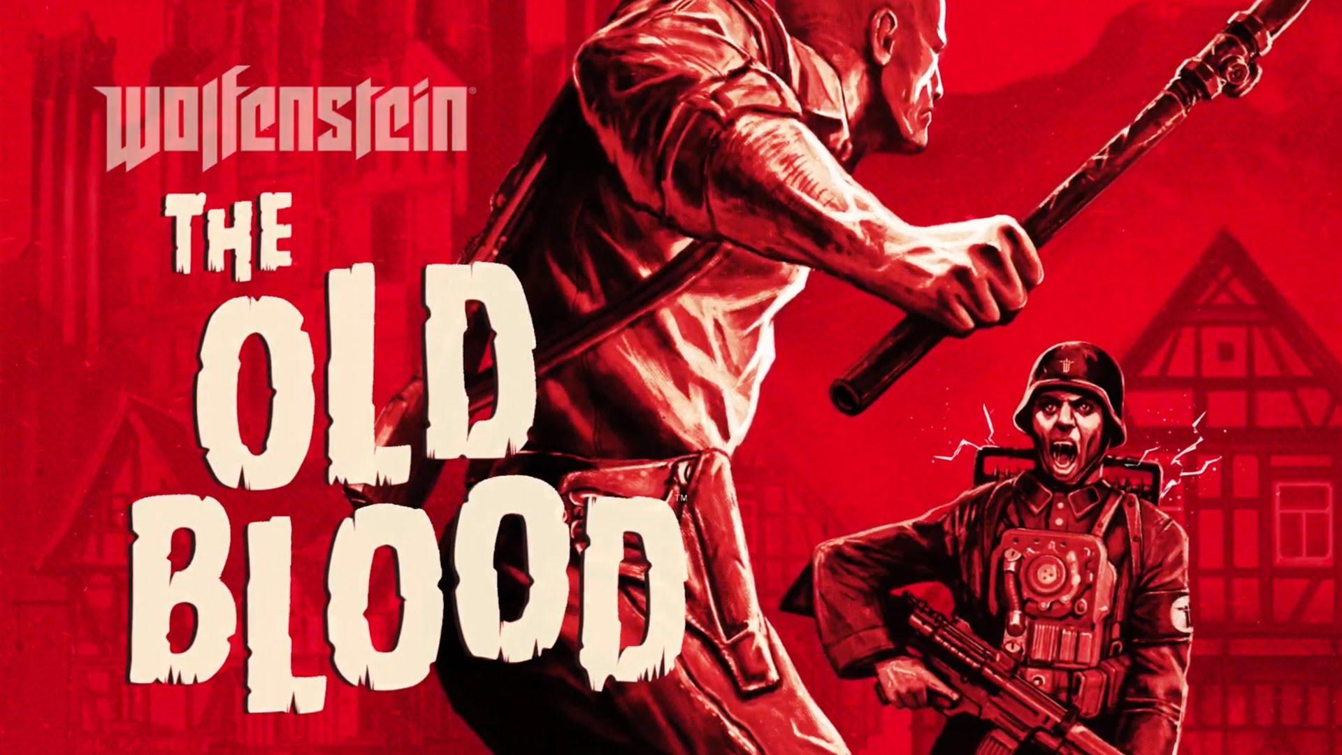 Wolfenstein The Old Blood Logo