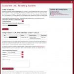 McAfee Site Check Korrektur