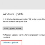Windows10 Update und Sicherheit