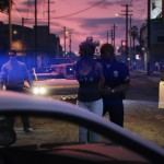 GTA 5 LSPDFR Screen