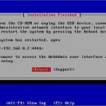 Sophos UTM Reboot