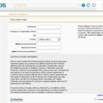 Sophos Webinstallation Hostname