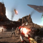 Star Wars Battlefront Screen