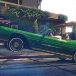 GTA Online Lowriders Screen