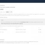 ownCloud 9 Updates Info