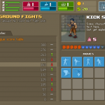 Punch Club the Dark Fist Screen
