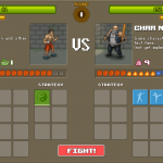 Punch Club the Dark Fist Screen