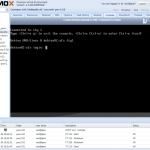 Proxmox 4 - LXC Console