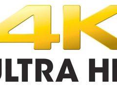 4k und UHD Logo