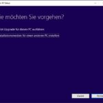 Windows 10 Media Creation Tool Step 2