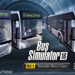 Bus Simulator 16 - Mercedes Benz Citaro