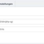 ISPConfig PHP FastCGI