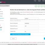 PrestaShop Installation - Datenbank