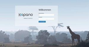 Kopano Webapp Login Taste Of It