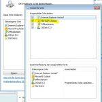 Windows Indizierungsoptionen Ändern