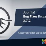 Joomla 3.7.2 Bugfix Release