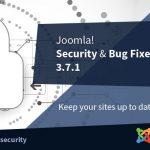Joomla 3.7.1 Update