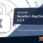Joomla 3.7.3 Update