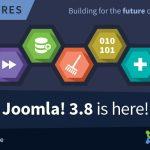 Joomla 3.8 Release