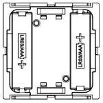 HomeMatic Funk- Wandthermostat Batteriefach
