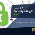 Joomla 3.8.2 Security Bugfix Release