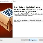 VirtualBox 5.2 Installation Step7