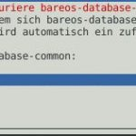 Bareos Datenbank Passwort