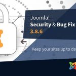 Joomla 3.8.6 Security Bugfix