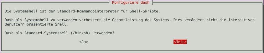Ubuntu ISPConfig Dash - Shell