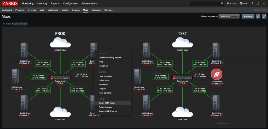 Zabbix Monitoring 4 2 Release – TASTE-OF-IT