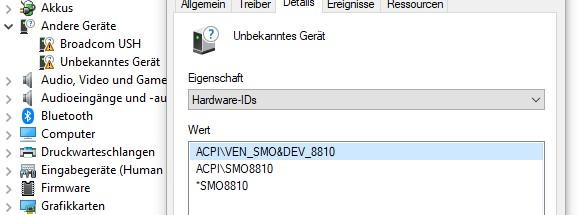 Dell Precision SMO8810 Treiber