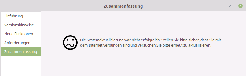 Linux MInt Upgrade 19.3 Tricia Fehler