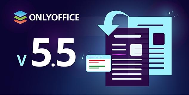 OnlyOffice 5.5 Logo