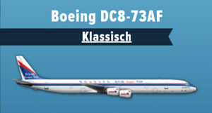 Boeing DC8-73-AF