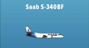 Saab S-340BF