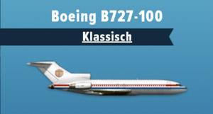 Boeing B727-100