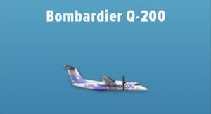 Bombardier Q-200