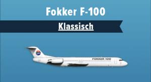 Fokker F-100