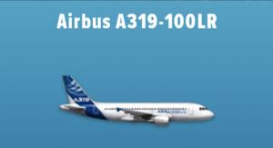 Airbus A319-100LR