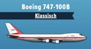 Boeing 747-100B