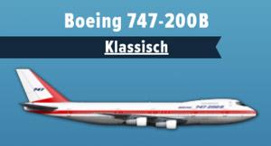 Boeing 747-200B