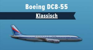 Boeing DC8-55